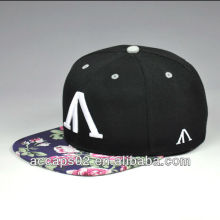 custom print snapback cap wholesale