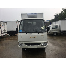 Light JAC cold storage meet refrigerator car