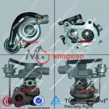 Turbocargador 3D84 CY62 129137-18010 VC110033 WA40-3E