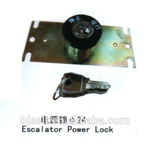Rolltreppe Power Lock für Rolltreppenteile