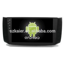 Núcleo Octa! Dvd do carro do andróide 8,1 para Nissan Sylphy com a tela capacitiva de 9 polegadas / GPS / relação do espelho / DVR / TPMS / OBD2 / WIFI / 4G