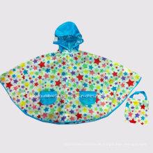 Super beliebte Poncho Kinder Regenmantel