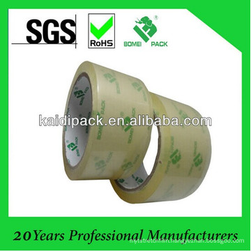 Low Noise Adhesive Packing Tape Without Noise