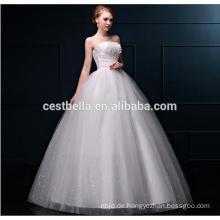 Ballkleid plus Größenspitze-Hochzeitskleid plus Größenhochzeitskleidmuster