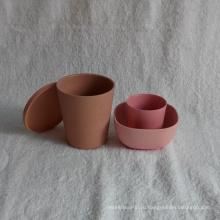 (BC-CS1057) Натуральная экологически чистая Bamboo Fiber посуда