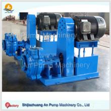 Am Serie Heavy Duty Mining Schlamm Pumpe Zentrifugal Horizontal Schlamm Pumpe Fabrik produzieren