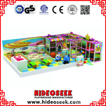 Supermarket Style Indoor Playground Equipment for Sale
