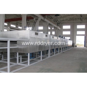 Coal Briquettes Mesh Belt Dryer