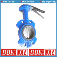Wras Approved Wafer Typ Centric Butterfly Valve