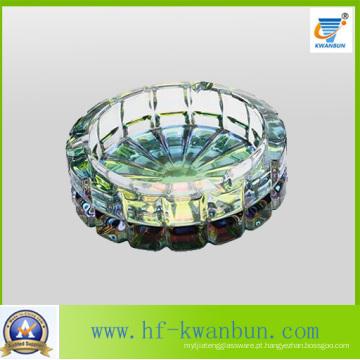 Cinzeiro de vidro redondo quente com bom preço