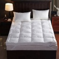 Luxurious Fitted Quilted Mattress Topper Mattress Cover