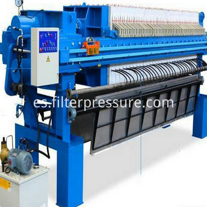 Sweage Membrane Filter Press 12