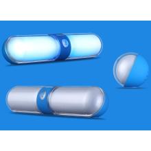 2015 Haut-parleur sans fil portable sans fil Bluetooth, mini haut-parleur Bluetooth de musique My600bt avec carte TF, U Diskaux Conversion FM Radiobt Bluetoo