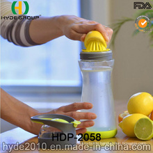Hot Sale 500ml Glass Fruit Infusion Bottle, BPA Free Fruit Infusion Bottle (HDP-2058)