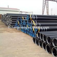 ASTM A134 / ASME SA134 EFW Stahlrohre mit gerader Nahtfabrik Preis