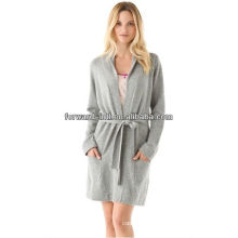 Hot sale fashion long maxi cashmere cardigan