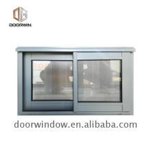 High temperature glass windows general aluminum exterior