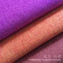 Tissu de polyester et de lin en nylon pour la tapisserie d'ameublement
