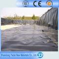 Feuilles HDPE Geomembrane HDPE pour l'imperméabilisation