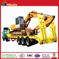 Langlebige Tieflader Anhänger für Bulldozer Transport