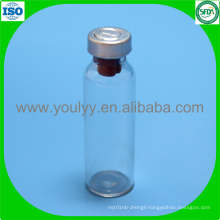 Tubular Glass Vial with Aluminium Cap