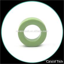 Acceptez le noyau de couleur verte de poudre molle à base de fer d'anneau de CT200-52