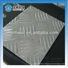 Diamond pattern aluminium sheet