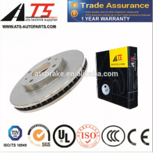 ventilated brake disc rotor for CHEVROLET AVEO SALOON 31017 brake rotor