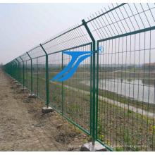 Cerco de alambre de alta seguridad de Ts-China Professional Fence Factory Anti-Climb