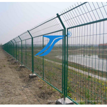 ТС-Китай Профессиональный Забор Фабрики Анти-Подъем Высокий Уровень Безопасности Ограждения