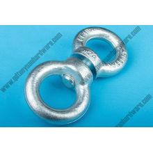 Rigginghigh calidad carbono acero DIN582 /DIN 580 ojo tuerca