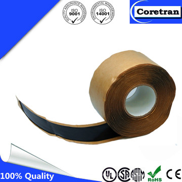 Self-Fusing Mastic Rubber Tape with Excellent Electrical Properties
