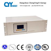 Analisador portátil do oxigênio do traço da zircônia / verificador