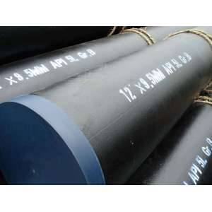 Petroleum 5L X70 PSL2 Steel Line Pipe