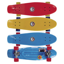HOT STYLE wood or plastic fish skateboard