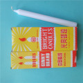 38 G Ghana Yellow Box Pure Wax Candle