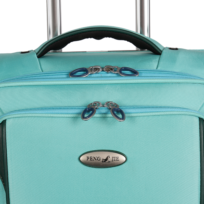 trends nylon fabric luggage