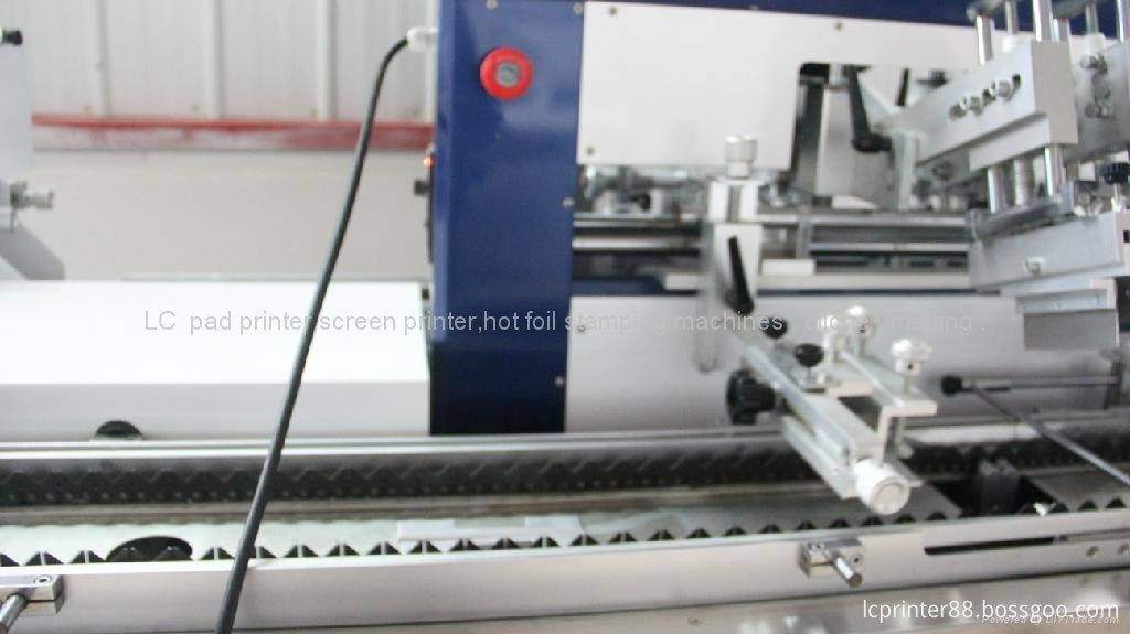 tube/ penholder automatic screen printer