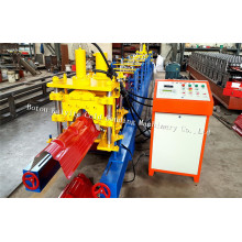 CE Galvanized Glazed Roof Ridge Cap Machine