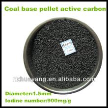 Carvão ativado à base de carvão utilizado na indústria de alimentos, bebidas, vinho e refinação e descoloração de alimentos