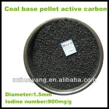 Carbón activado a base de carbón utilizado en la industria alimentaria, bebida, vino y refinamiento y decoloración de alimentos