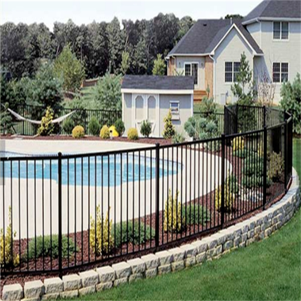 Pool Fencing Design