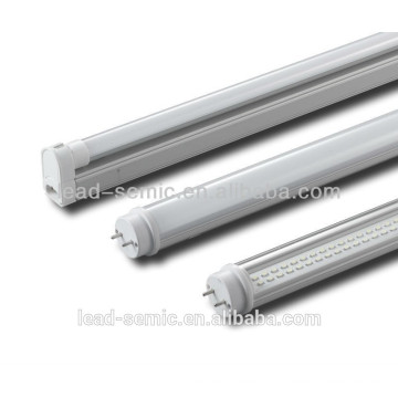 2ft, 4ft, 18w T8 220v smd lampe à tube led de l'usine chinoise