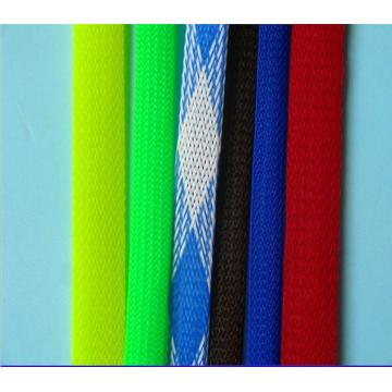 High Density Braided Nylon Cable Sleeving