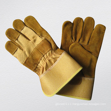 Golden Cow Split Leather Glove-3070