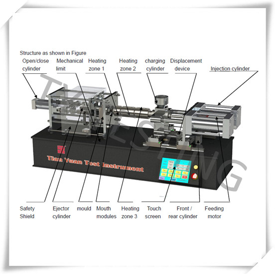 Injection Molding Machine 01