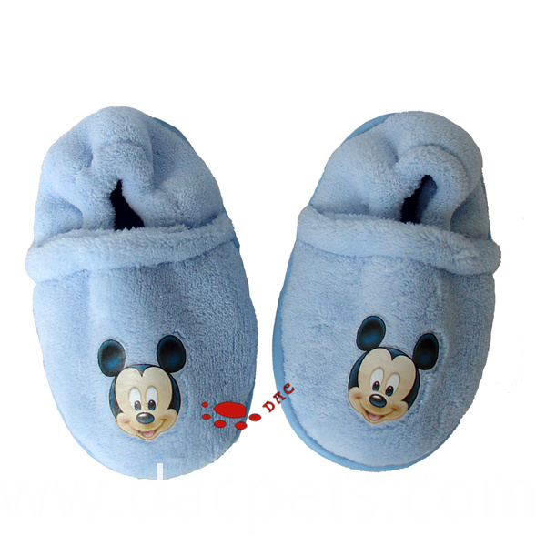 Mickey baby slipper