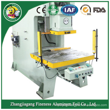 Top Grade Stylish Catering Foil Container Making Machine