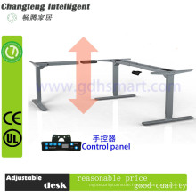 Electric lifting desk frame for child& adjustable kids study table&moving table for children