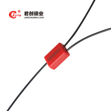 numbering one time used security cable seal truck wire seal